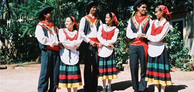 Goan Cultural Dance Group | Indian Folk Dancers in Goa ...